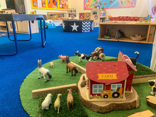 Baby Room - Play Out Ipswich