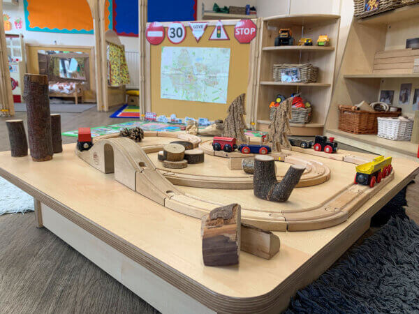 Toddler Room - Play Out Ipswich
